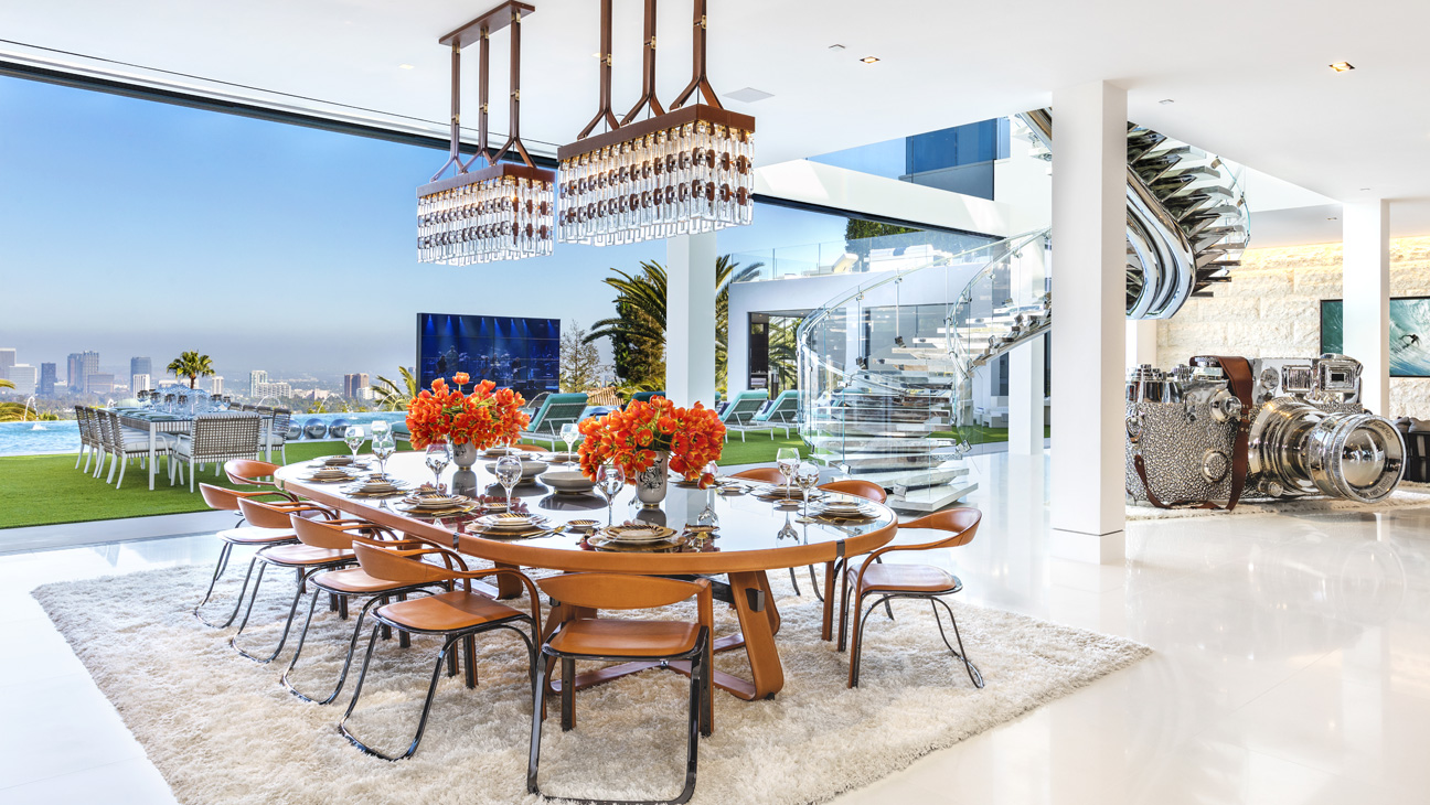 America's Most Expensive Home: $250M Los Angeles Mansion Hits the Market